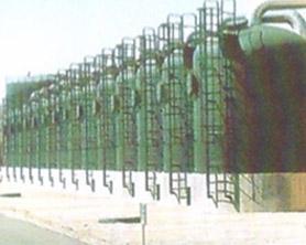 胜利油田采油厂聚合物酸处理罐外壁防腐